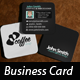 Mini Social Card - GraphicRiver Item for Sale