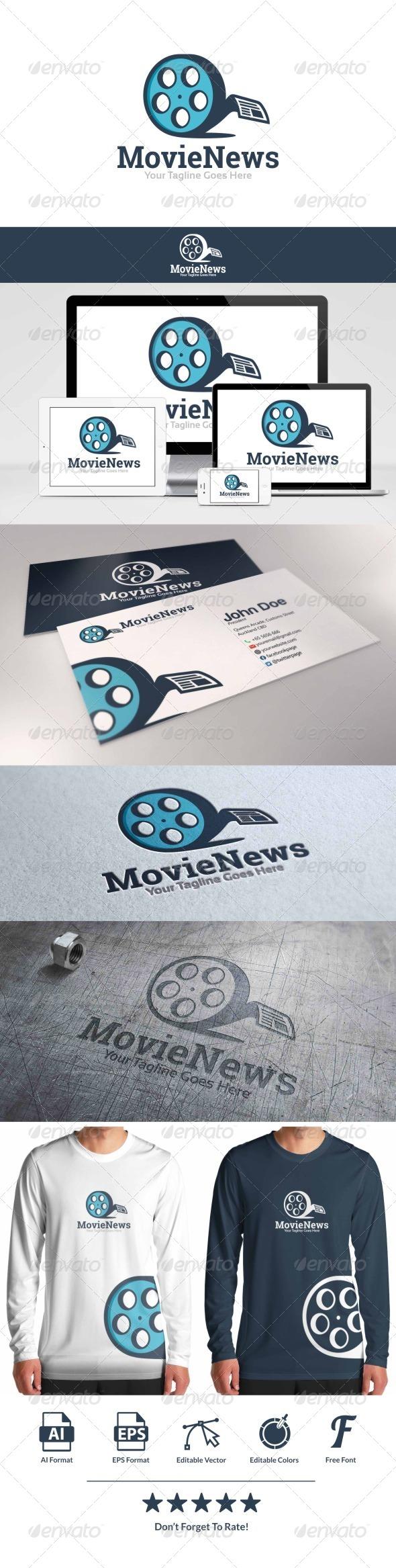 Movie News Logo