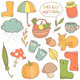 Autumn Icons - GraphicRiver Item for Sale