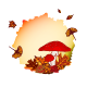 Colorful Autumn Background - GraphicRiver Item for Sale