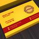 Pizza Shop Business Card - GraphicRiver Item for Sale