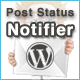 Post Status Notifier - CodeCanyon Item for Sale