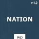 Nation Hotel - Responsive WordPress Theme - ThemeForest Item for Sale
