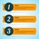 Vector steps, progress banners. - GraphicRiver Item for Sale