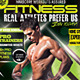 Ultimate Performance Fitness Flyer - GraphicRiver Item for Sale