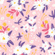 Foral Pattern and Wreath - GraphicRiver Item for Sale