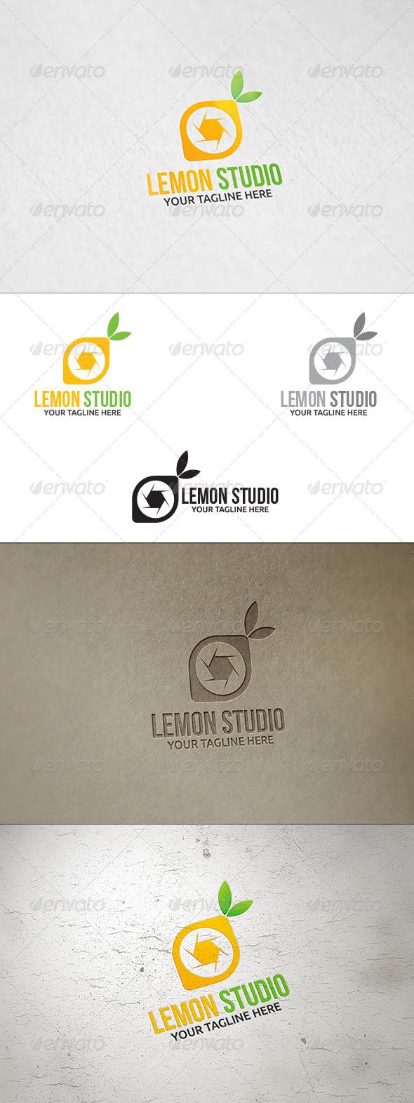 Lemon Studio - Logo Template