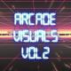 Retro Arcade Visuals Vol.2 - VideoHive Item for Sale