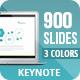 Flatman - Keynote - GraphicRiver Item for Sale
