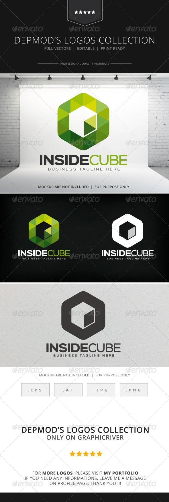 Inside Cube Logo