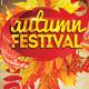 Autumn Festival Flyer - GraphicRiver Item for Sale