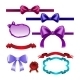 Set for Design Bows and Ribbons - GraphicRiver Item for Sale