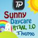 Daycare - Responsive Kindergarden HTML Template - ThemeForest Item for Sale