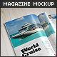 Magazine Mock-Up Set - 2 - GraphicRiver Item for Sale