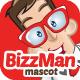 Bizzman Mascot - GraphicRiver Item for Sale