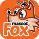 Fox Mascot - GraphicRiver Item for Sale