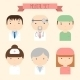 Doctor Icons - GraphicRiver Item for Sale