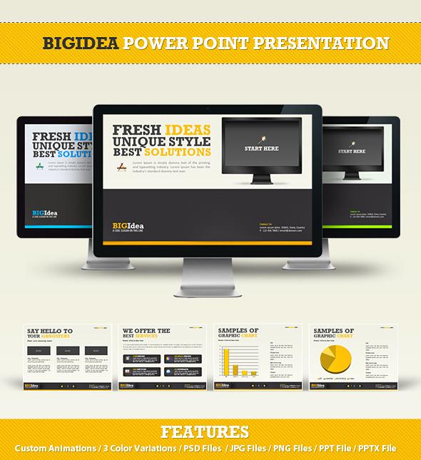 Graphicriver | BIGIdea Power Point Presentation Free Download free download Graphicriver | BIGIdea Power Point Presentation Free Download nulled Graphicriver | BIGIdea Power Point Presentation Free Download