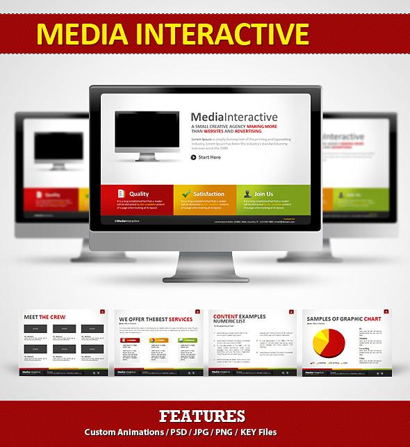 Keynote Animation Graphics, Designs & Templates