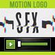 Motion Drop Logo