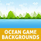 Game Backgrounds: Ocean - GraphicRiver Item for Sale