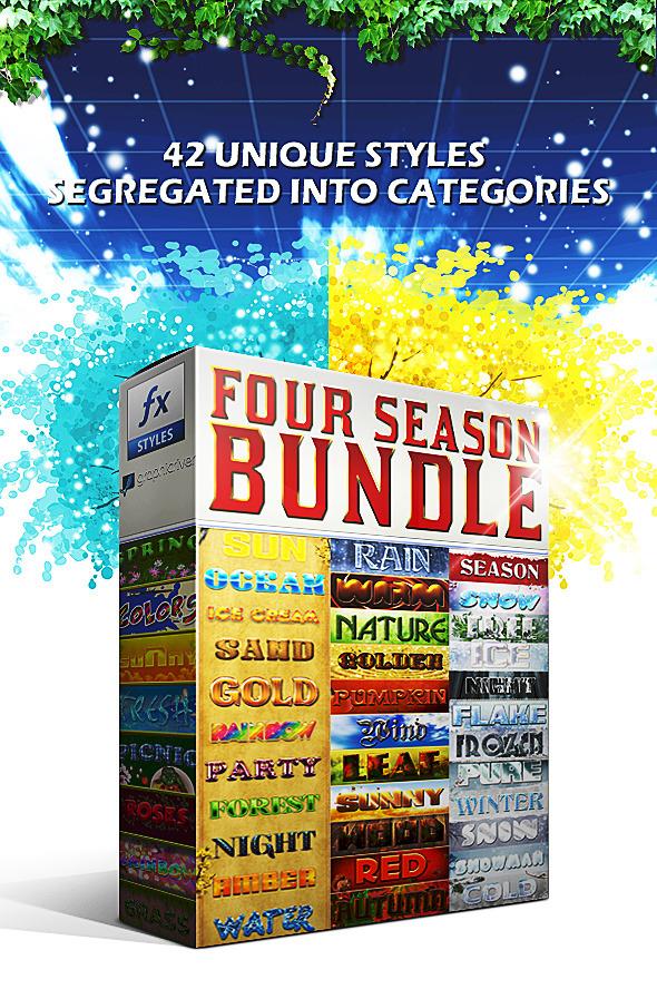Four Season Styles (BUNDLE)
