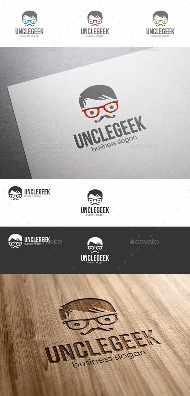 Uncle Geek Logo