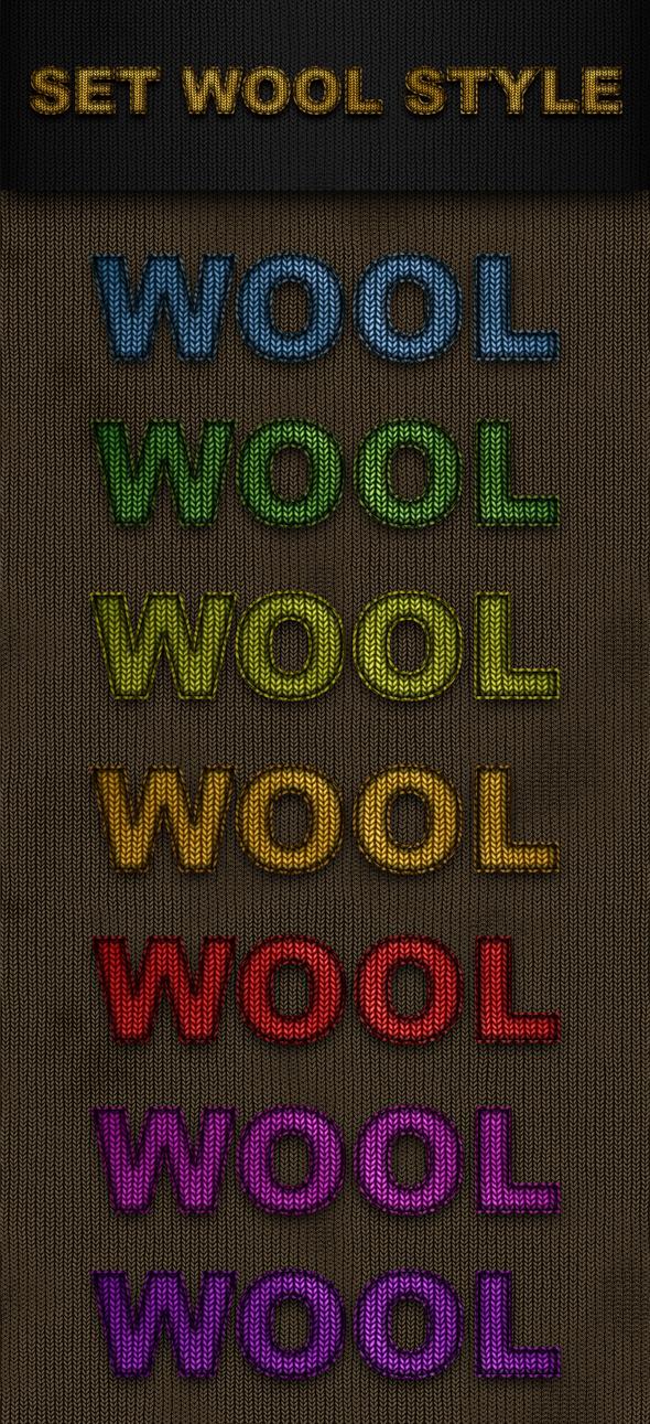 Set Wool Style