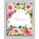 Floral Background with Vintage Label.  - GraphicRiver Item for Sale
