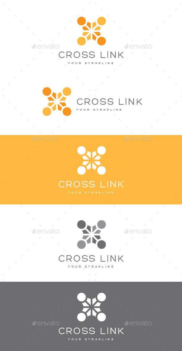 Cross Link Logo