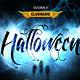 Halloween Poster + Flyer + Postcard - GraphicRiver Item for Sale