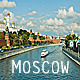 Moscow River - VideoHive Item for Sale