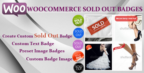 Woocommerce Sold Out Badge Download