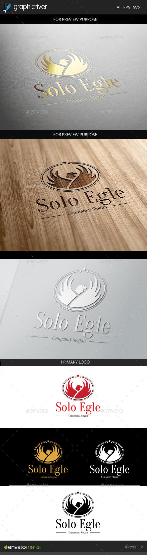 Solo Eagle Logo