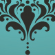 Seamless damask pattern - GraphicRiver Item for Sale