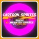 Cartoon Sprites FX (Shapes) - GraphicRiver Item for Sale
