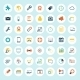Set of Seo Icons - GraphicRiver Item for Sale