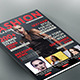 Fashion Magazine Front Cover Template - GraphicRiver Item for Sale