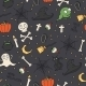 Happy Halloween Seamless Pattern - GraphicRiver Item for Sale