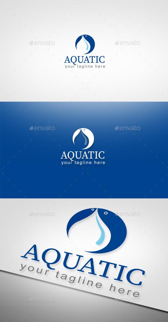 Aquatic Logo Template