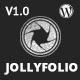 Jollyfolio - Creative Responsive WordPress Theme - ThemeForest Item for Sale