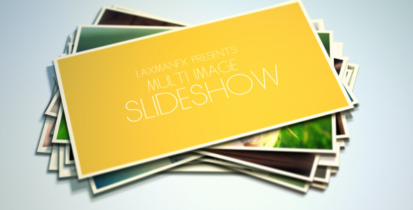 Multi Image Slideshow