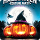 Halloween Party Flyer v.2 - GraphicRiver Item for Sale
