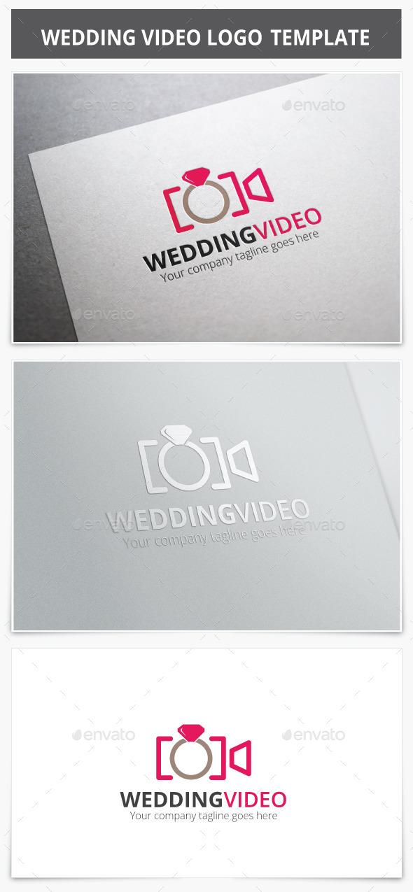 Wedding Video Logo