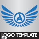 Alpha Wings Logo / Letter A Logo - GraphicRiver Item for Sale