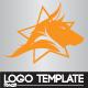 Wolf Star Logo / Wolf Logo - GraphicRiver Item for Sale