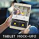 Tablet / Pad Mock-Up Set - GraphicRiver Item for Sale