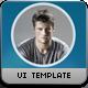 Flat App UI Design Kit - GraphicRiver Item for Sale