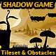 Shadow Game Assets: Tileset & Obstacles   - GraphicRiver Item for Sale