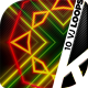 Glowing Lasers 10 VJ - VideoHive Item for Sale